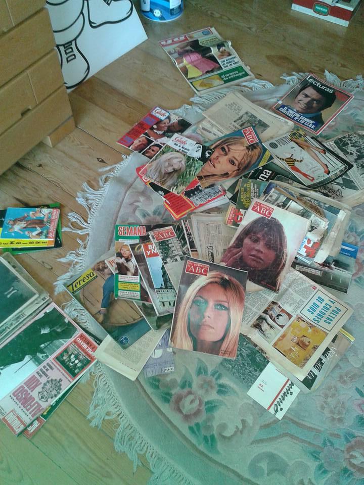 tesoros_basura_revistas_antiguas_sixties_yeye